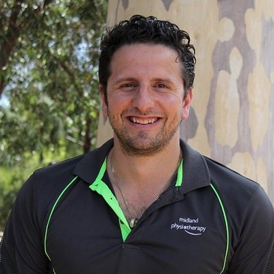 Daniel Parasiliti Senior Physiotherapist